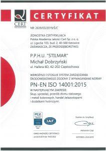 PN-EN ISO 14001:2015